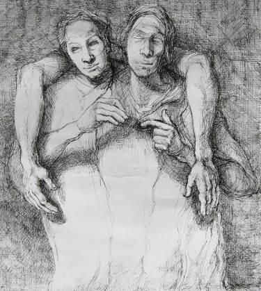 realisation dessin portrait