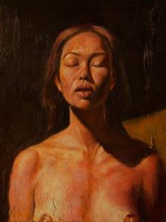 Asian Lady.Portrait fille asiatique