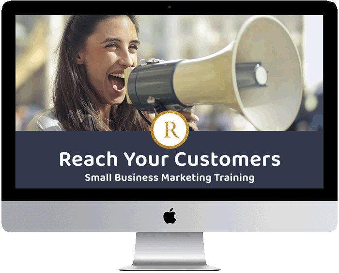 Sample Image for Reach Your Customers Training