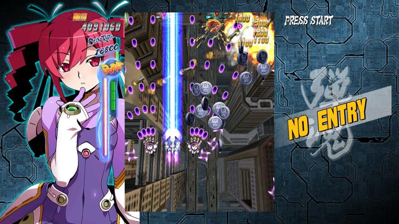 Bullet Soul: Infinite Burst Review (PC) - Rice Digital | Rice Digital