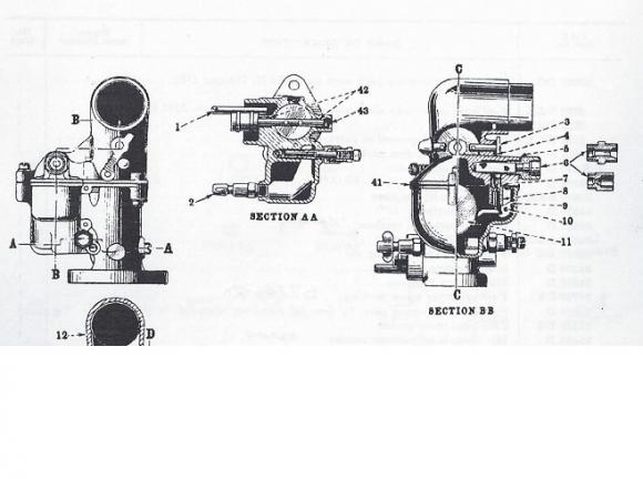 farmall h radiator diagram