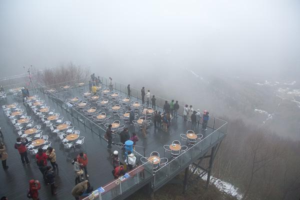 秋の北海道 トマム雲海テラス   Ricefield Photolog
