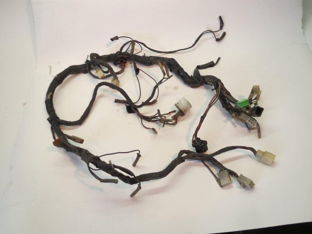 medium resolution of kawasaki kz650 csr main wiring harness 81 83back to list