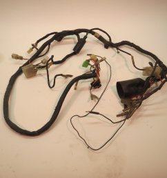 suzuki gs250t main wiring harness 80 81 on suzuki alternator wiring suzuki lt80 parts  [ 3648 x 2736 Pixel ]