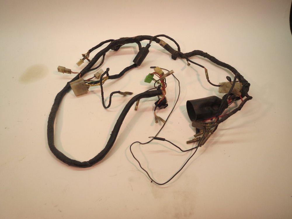 medium resolution of  suzuki gs250t main wiring harness 80 81 on suzuki alternator wiring suzuki lt80 parts