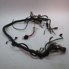 Yamaha Virago Xv 535 Wiring Diagram Simple Am Receiver Circuit Xv1000 Main Harness 84 85