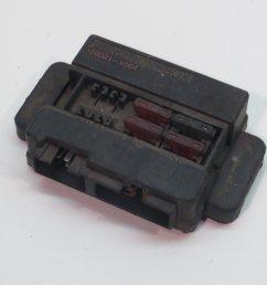 kawasaki fuse box wiring diagram centrekawasaki junction fuse box ex250 ex500 zx600 ninja 87 89 [ 3648 x 2736 Pixel ]