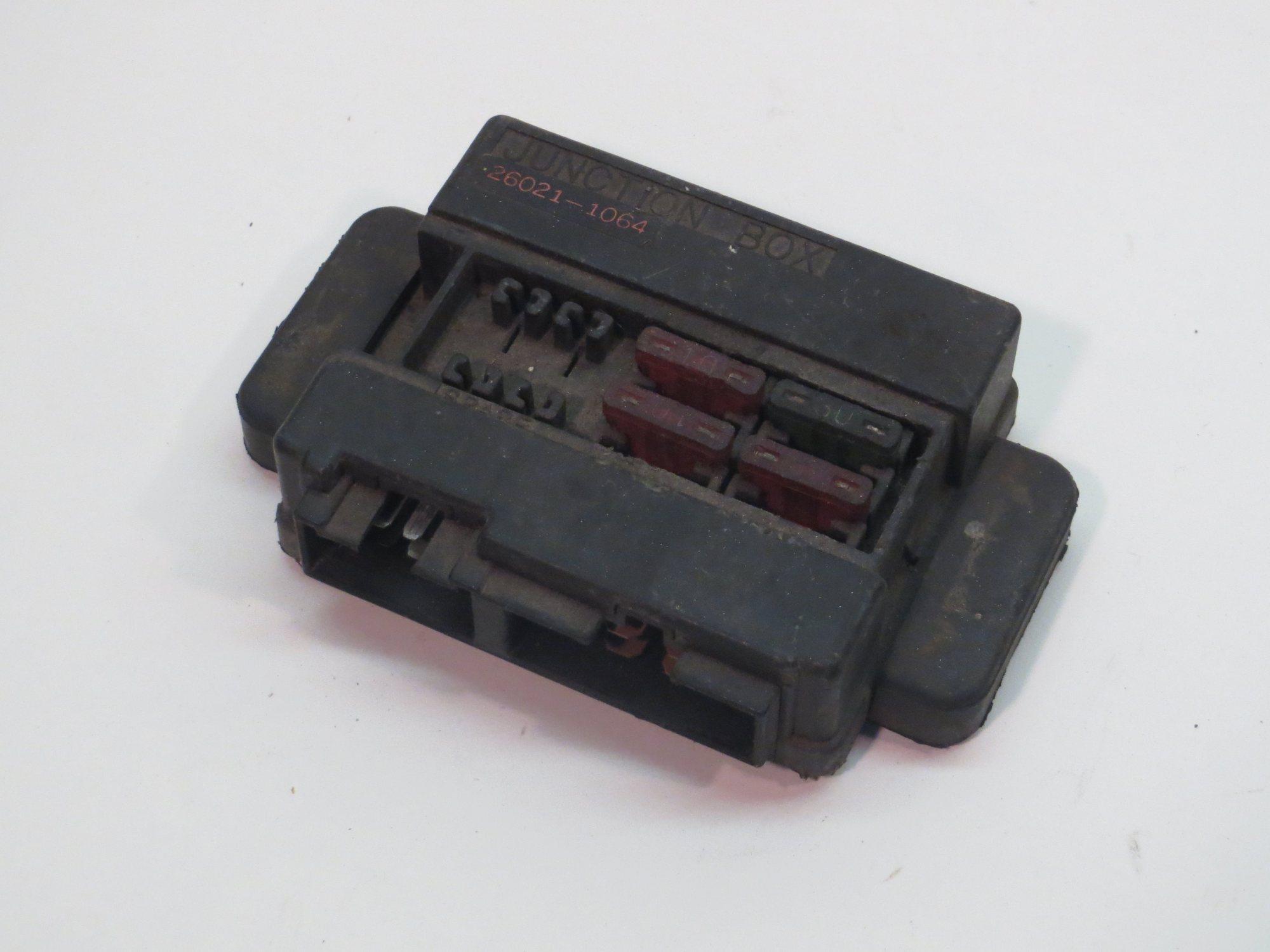 hight resolution of kawasaki fuse box wiring diagram centrekawasaki junction fuse box ex250 ex500 zx600 ninja 87 89