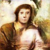 I quadri realizzati dall'algoritmo prodotto dal collettivo francese Obvious, La Duchesse De Belamy