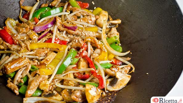 10 ricette della cucina cinese  Ricettait