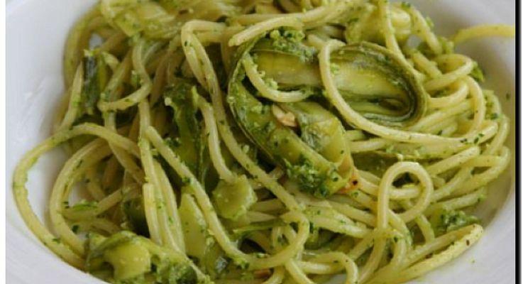 Maccheroni alle Zucchine