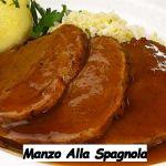 Ricetta di Cucina Manzo alla Spagnola