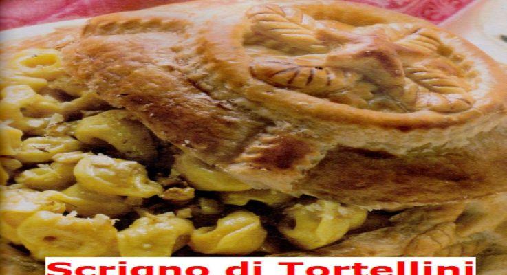 Ricetta di Cucina Scrigno di tortellini