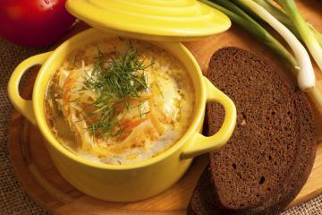 Zuppa di crauti la ricetta per preparare la zuppa di crauti