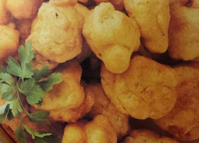Frittelle di prosciutto cotto, deliziose ed economiche