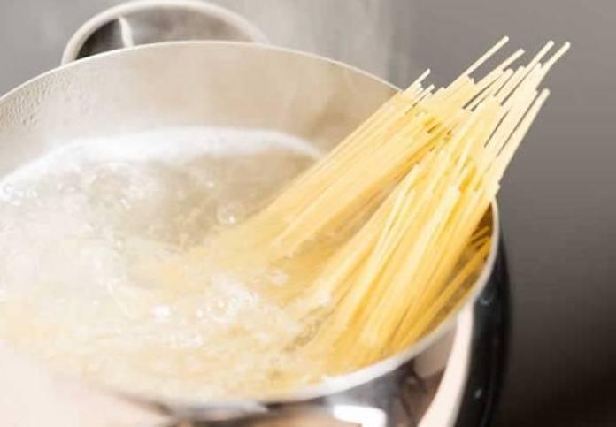 Spaghetti Zucchine, Alici e Bottarga