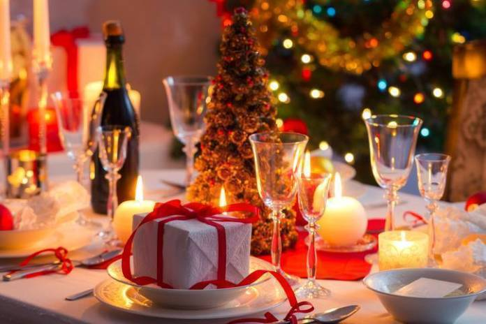 Menù per il pranzo di Natale
