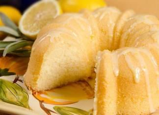 ciambellone al limoncello
