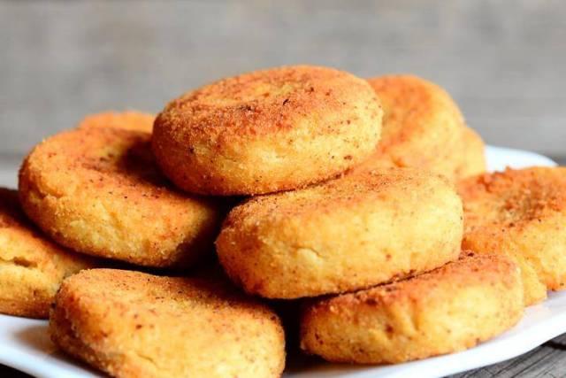 medaglioni di patate