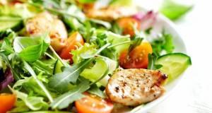 petto di polo 3 ricette per insalate leggere
