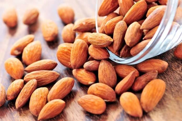Le mandorle, alleate contro diabete e colesterolo
