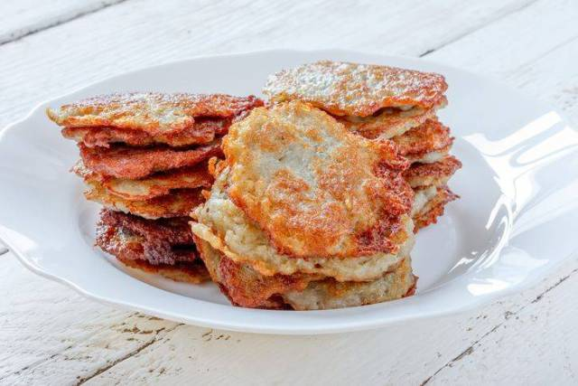 Pancake di Patate Croccanti
