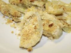 Finocchi al Parmigiano Cotti in Padella