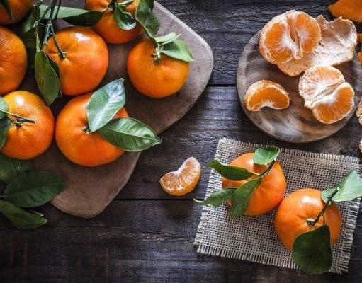 dieta del mandarino la dieta dell'inverno