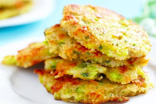 frittelle di broccoli