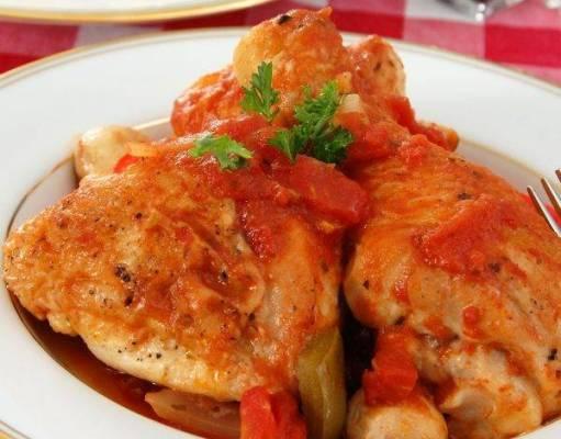 Pollo alla romana di Sora Lella