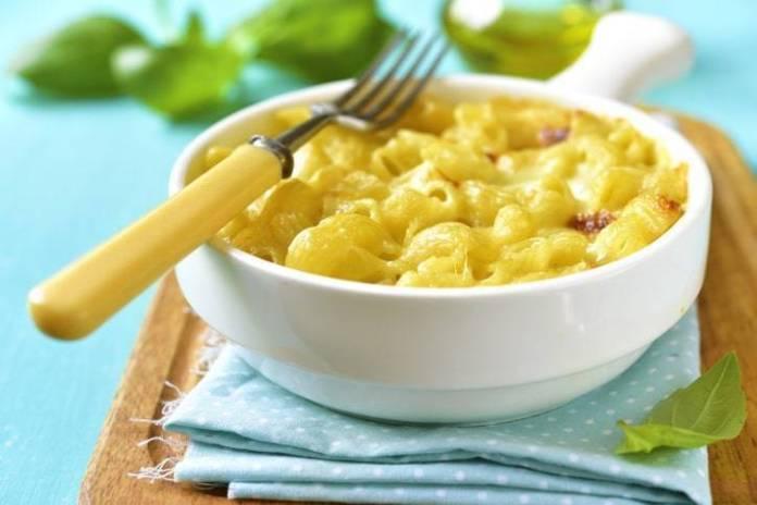 Pasta Gratinata con Patate e Provola