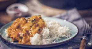 Pollo al Curry Light