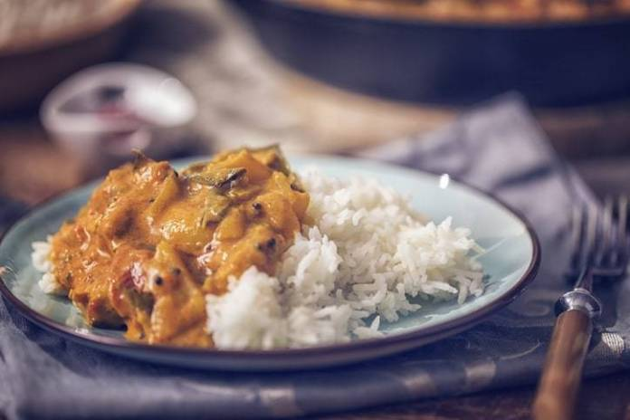 Pollo al Curry Light