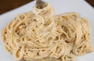 spaghetti al cavolfiore