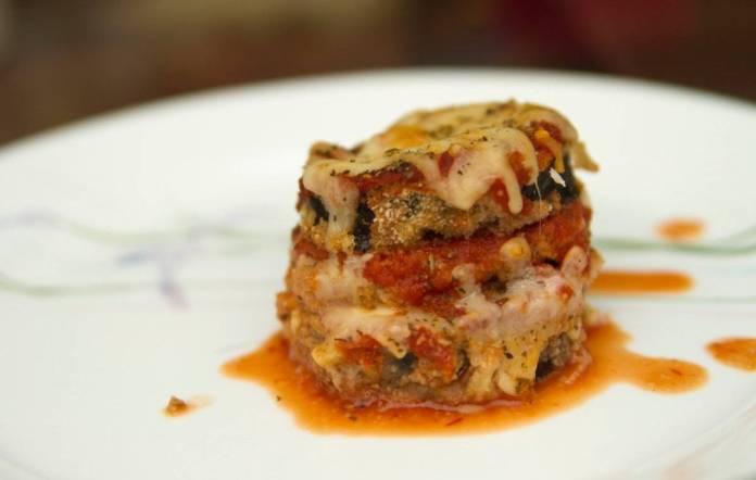 Parmigiana alla siciliana