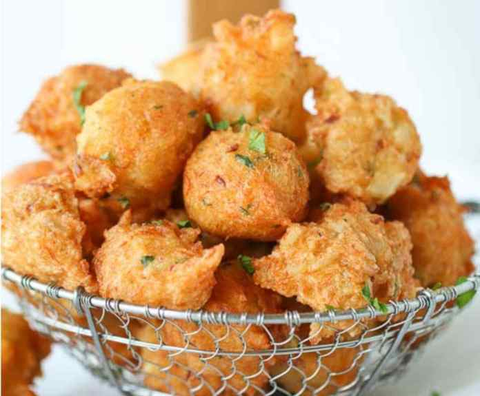 Bombette di Patate e Zucchine Filanti