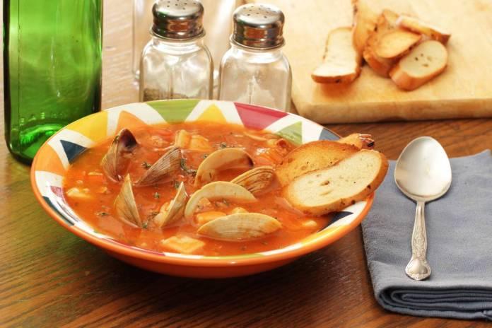 Zuppa di Vongole
