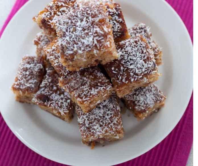 torta sette vasetti al cocco e cioccolato
