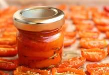 Conserva di pomodori san Marzano