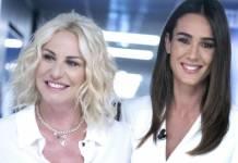 Antonella Clerici Mediaset