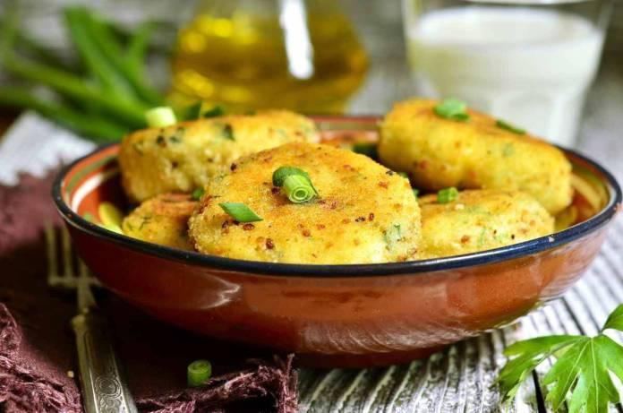 Polpette di patate alla catanese