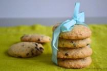 Biscotti con gocce di cioccolato bimby 2