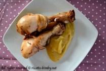 Pollo con crema di patate bimby 3