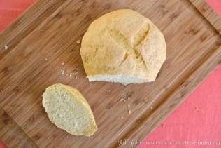 Pane di grano duro bimby 2
