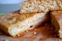 Focaccia con farina ai cereali bimby 3