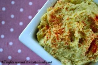 Hummus di fave bimby 1