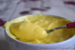 Crema pasticcera all'arancia bimby 2