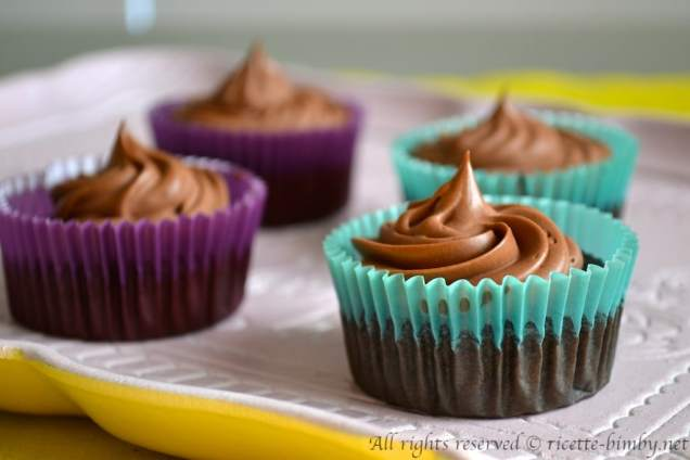 Cupcake al cioccolato bimby 4