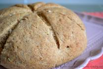 Pane integrale al rosmarino bimby 2