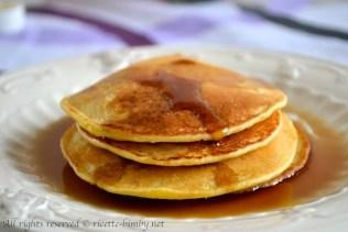 Pancakes senza glutine bimby 5